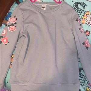 Girls sweater size 8